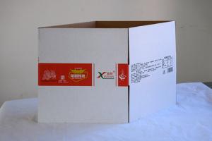食品纸箱的优点及要求